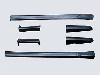 I290 - Side Skirts - Street Scene - Isuzu I-290 Street Scene Side Skirts - 950-70215