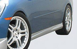 G35 4Dr - Side Skirts - Street Scene - Infiniti G35 4DR Street Scene Generation 1 Side Skirts - 950-70341