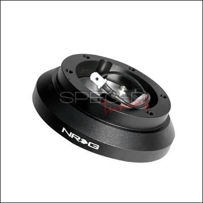 Car Interior - Steering Wheel Hub Adaptors - Spec-D - Mitsubishi Spec-D NRG Short Hubs - QS-HUB100