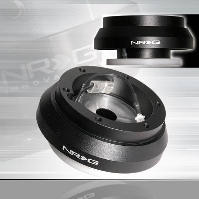 Car Interior - Steering Wheel Hub Adaptors - Spec-D - Toyota Spec-D NRG Short Hubs - QS-HUB120