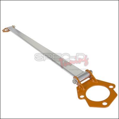 Suspension - Strut Bars - Spec-D - Lexus GS Spec-D Rear Strut Bar - SBR-GS30098O-TS