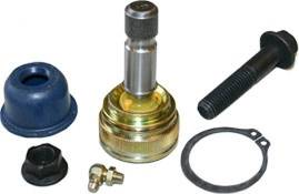 Suspension - Suspension Components - Steeda - Ford Mustang Steeda X5 Ball Joint Kit - 16153