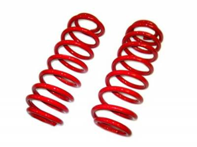 Suspension - Suspension Systems - Strutmasters - Chevrolet Trail Blazer Strutmasters Rear Coil Spring Conversion Kit - ENB-R1
