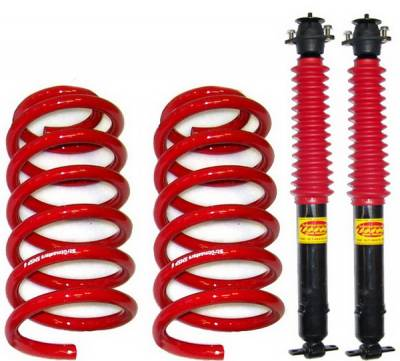 Suspension - Suspension Systems - Strutmasters - Buick LeSabre Strutmasters Coil Spring with Rear Shocks Conversion Kit - GMLB-R1