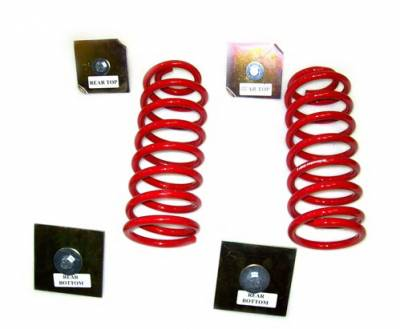 Suspension - Suspension Systems - Strutmasters - Lincoln Continental Strutmasters Rear Coil Spring Conversion Kit - LC-R2