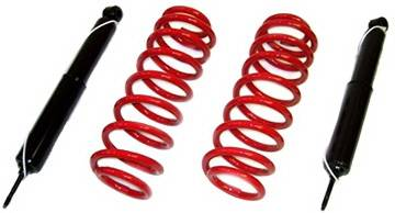 Suspension - Suspension Systems - Strutmasters - Lincoln Town Car Strutmasters Rear Conversion Kit with Shocks - LTC-R3S