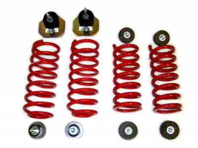 Suspension - Suspension Systems - Strutmasters - Lincoln Continental Strutmasters Coil Spring 4 Wheel Conversion Kit - M7-4