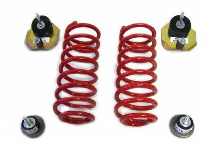 Suspension - Suspension Systems - Strutmasters - Lincoln Mark Strutmasters Rear Coil Spring Conversion Kit - M7-R1
