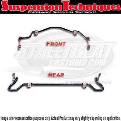 Suspension - Sway Bars - Suspension Techniques - Suspension Techniques Rear Anti-Sway Bar Kit - 51092