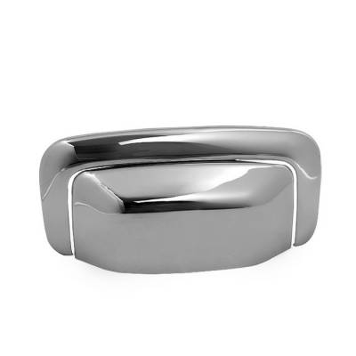 Suv Truck Accessories - Tail Gate Lock - Spyder - GMC Yukon Spyder Tailgate Handle - Chrome - CA-TGH-CSUB00