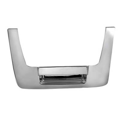 Suv Truck Accessories - Tail Gate Lock - Spyder - Nissan Titan Spyder Tailgate Handle - Chrome - CA-TGH-NT04