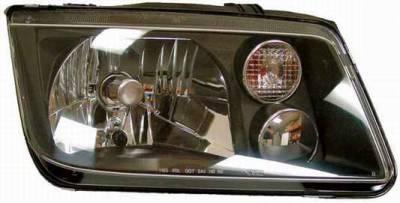 Headlights & Tail Lights - Tail Lights - TYC - TYC Bermuda Black Taillights - Pair - 80565340