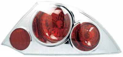 TYC - TYC Clear Euro Taillights - 81527301