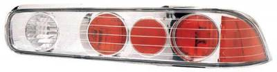 TYC - TYC Clear Euro Taillights - 81529301