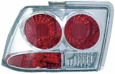 TYC - TYC Clear Euro Taillights - 81545391