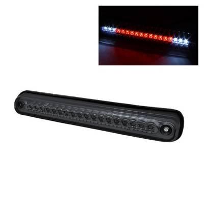 Headlights & Tail Lights - Third Brake Lights - Spyder - Chevrolet C10 Spyder LED 3RD Brake Light - Smoke - BKL-CCK88-LED-SM