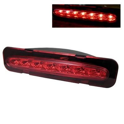 Headlights & Tail Lights - Third Brake Lights - Spyder - Mitsubishi Eclipse Spyder LED 3RD Brake - Red - BL-CL-ME00-LED-RD