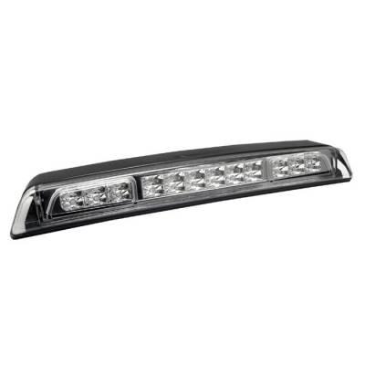 Headlights & Tail Lights - Third Brake Lights - Spyder - Nissan Frontier Spyder LED 3RD Brake Light - Chrome - BL-CL-NF05-LED-C