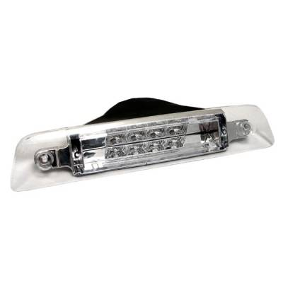 Headlights & Tail Lights - Third Brake Lights - Spyder - Toyota 4Runner Spyder LED 3RD Brake Light - Chrome - BL-CL-T4R96-LED-C