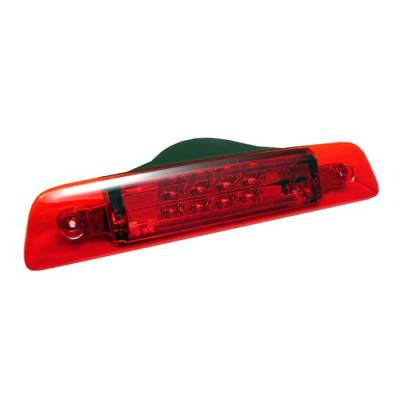 Headlights & Tail Lights - Third Brake Lights - Spyder - Toyota 4Runner Spyder LED 3RD Brake LighT-Red - BL-CL-T4R96-LED-RD