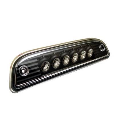 Headlights & Tail Lights - Third Brake Lights - Spyder - Toyota Tacoma Spyder LED 3RD Brake Light - Black - BL-CL-TTA95-LED-BK