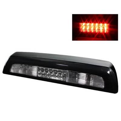 Headlights & Tail Lights - Third Brake Lights - Spyder Auto - Toyota Tundra Spyder LED Third Brake Light - Chrome - BL-CL-TTU07-LED-C