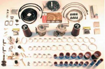 Performance Parts - Turbo Charger Kit - STS Turbo - STS Turbo Tuning System - COR0304TS