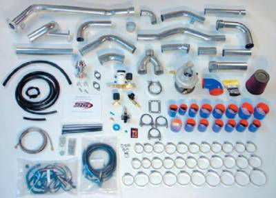 Performance Parts - Turbo Charger Kit - STS Turbo - STS Turbo Tuning System - H26003TS