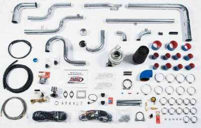 Performance Parts - Turbo Charger Kit - STS Turbo - STS Turbo Turbo Tuner System - Includes Convertibles - LT15793