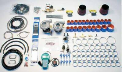Performance Parts - Turbo Charger Kit - STS Turbo - STS Turbo Tuning System - MUST4605TS