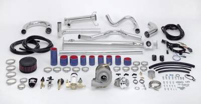 Performance Parts - Turbo Charger Kit - STS Turbo - STS Turbo Turbo Tuner System - SRT8304RT
