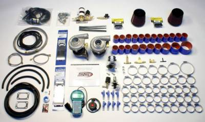 Performance Parts - Turbo Charger Kit - STS - Twin Tuner System