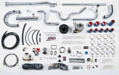 Performance Parts - Turbo Charger Kit - STS Turbo - STS Turbo Turbo Tuner System - TAC3496X