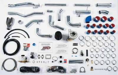 Performance Parts - Turbo Charger Kit - STS Turbo - STS Turbo Turbo Tuner System - TBSS6005