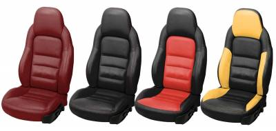 Tracker - Car Interior - Seat Covers