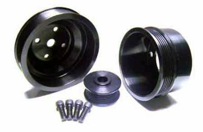 Car Parts - Performance Parts - Pulleys