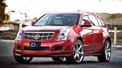 Shop by Vehicle - Cadillac - SRX