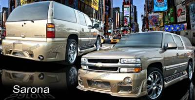 Shop by Vehicle - Chevrolet - Suburban
