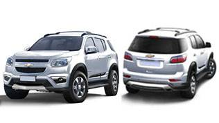 Shop by Vehicle - Chevrolet - Trail Blazer