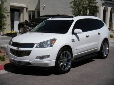 Shop by Vehicle - Chevrolet - Traverse