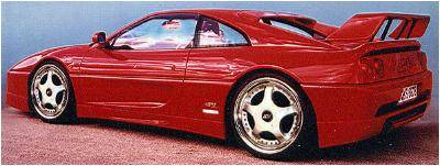 Shop by Vehicle - Ferrari - F355