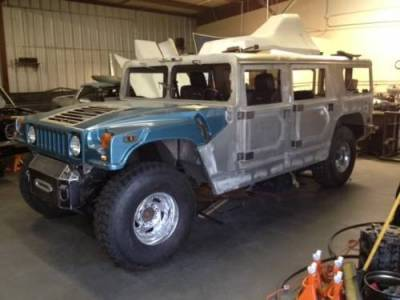 Shop by Vehicle - Hummer - H1