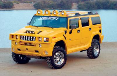 Shop by Vehicle - Hummer - H2