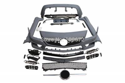 Hummer - H2 - Body Kit Accessories
