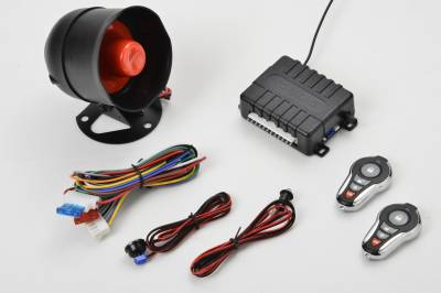 Mercedes - CL Class - Car Alarm Systems
