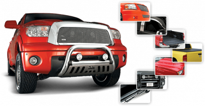 Chevrolet - S10 - Suv Truck Accessories