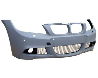 Ford - Focus 4Dr - Front Bumper