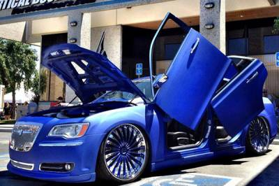 Dodge - Magnum - Vertical Door Kits