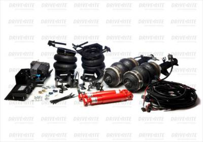 A4 - Suspension - Air Suspension Kits