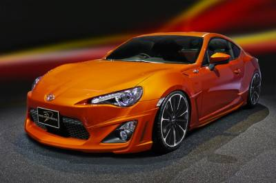 Subaru - BRZ - Body Kits